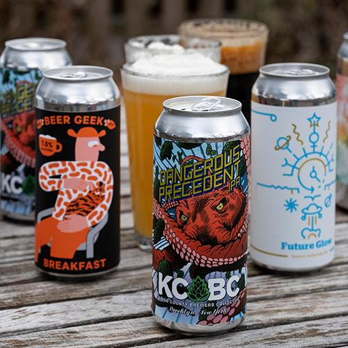 Canvas On A Can The Art Of Designing Craft Beer Labels