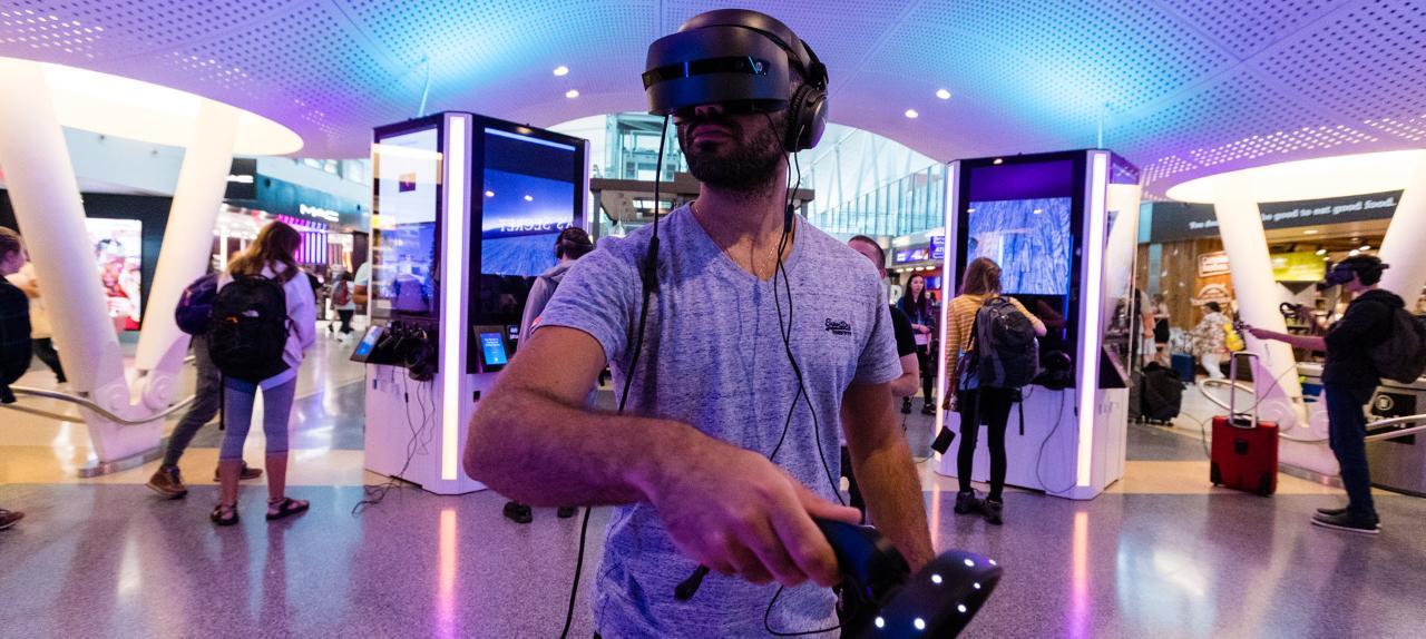 Virtual Entertainment - Cover