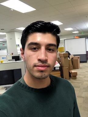 Pulling together a presentation helped Omar Abdul-Rahim, a junior at Cornell who worked last summer in HP's Palo Alto headquarters, see how much he had contributed.