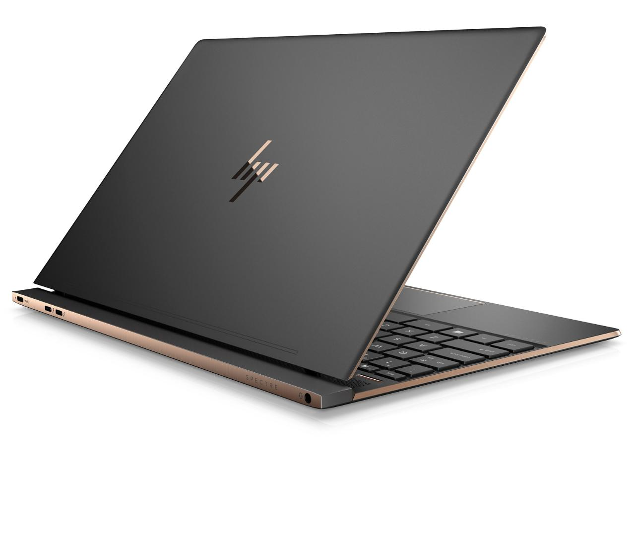 "The chic, sleek HP Spectre Laptop, which InStyle Magazine called ""the most beautiful laptop we've ever seen."""