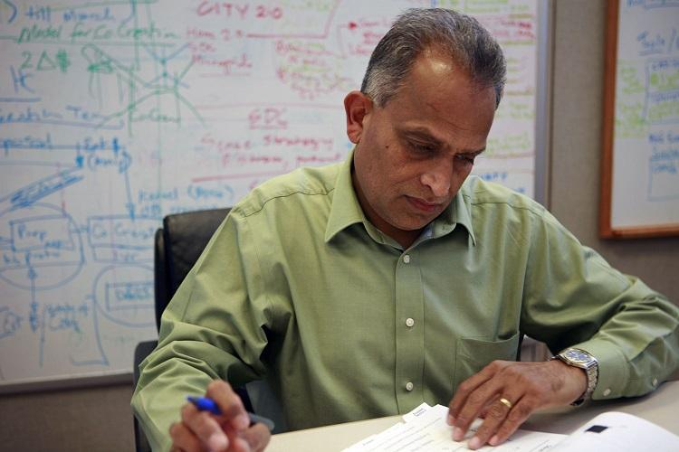 HP Chief Engineer and Senior Fellow Chandrakant Patel