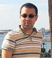 HP Labs research engineer Faisal Azhar