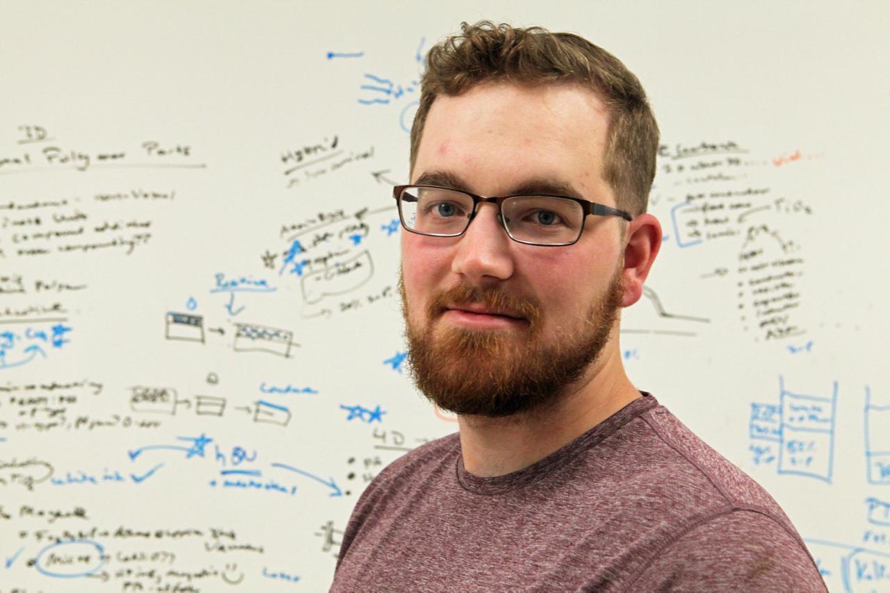 HP Labs intern Michael Ludwig