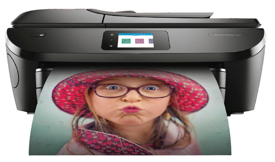 The new HP Envy home printers are the world's first to be made with closed loop recycled plastic.