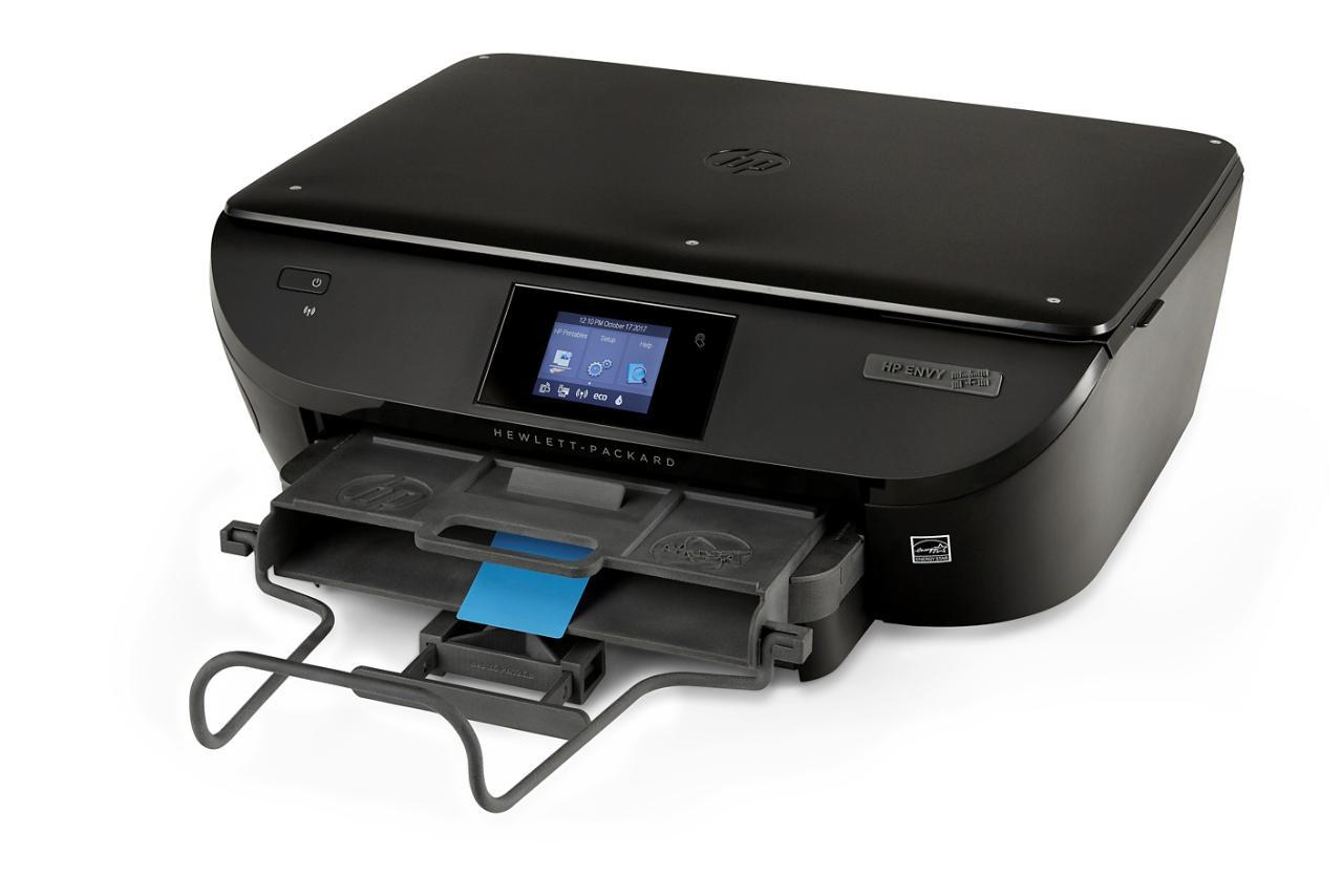 The HP ENVY Printer was engineered for use in zero gravity on the International Space Station.