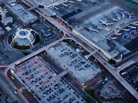 Los Angeles International Airport is designing a new parking structure with 4,500 spaces that can easily be converted to retail or housing.