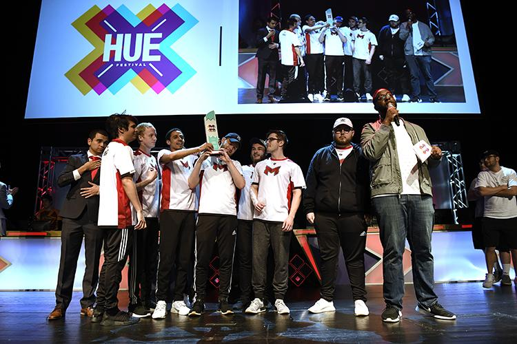 """My heart is racing!"""" At HUE Fest, esports gets intense"""