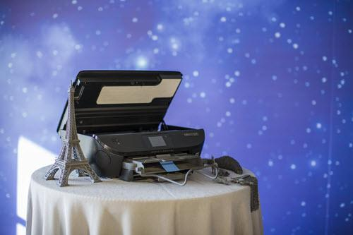 Last year, HP developed a custom HP ENVY Zero-Gravity Printer for use in the International Space Station.