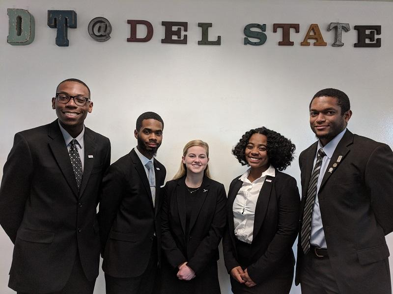 First place team for Office Print Relevance track: Delaware State University