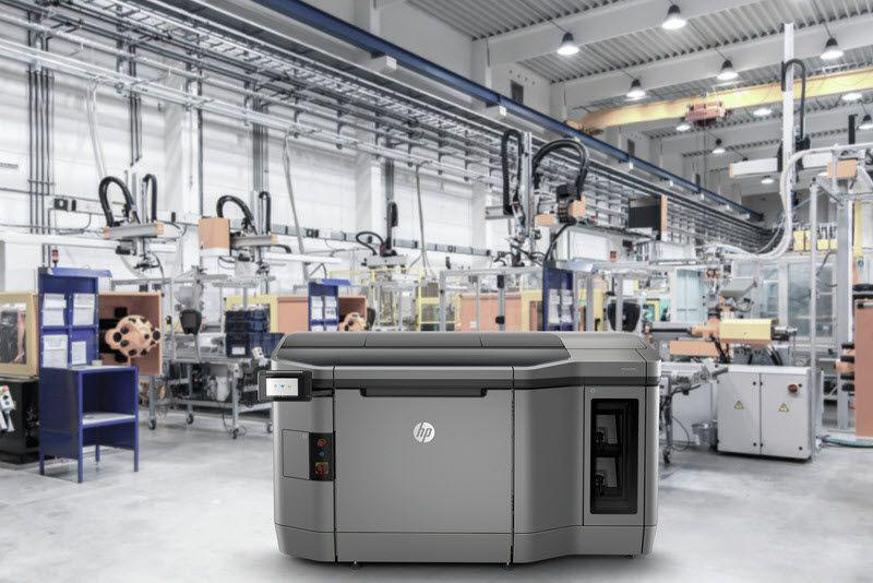 Multi Jet Fusion 3D printing technology wins Innovation of the year