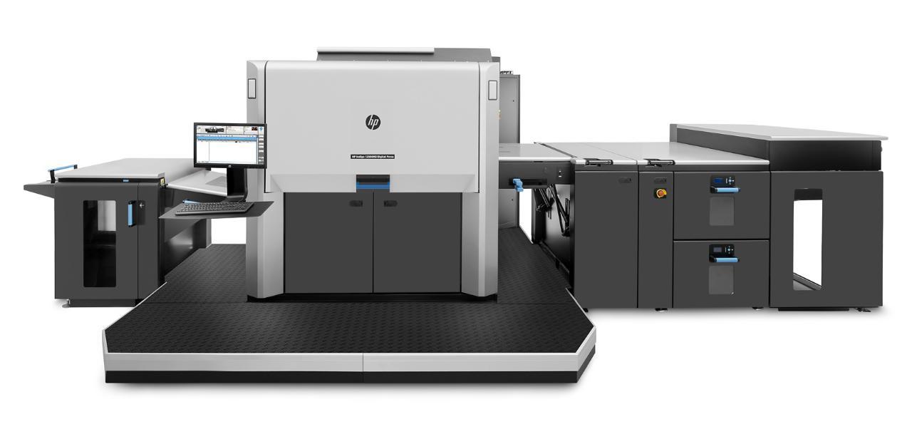 HP Indigo 12000 HD Digital Press
